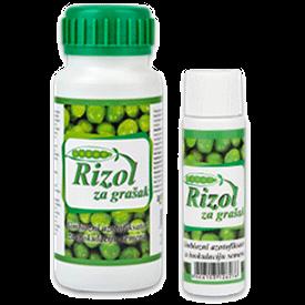 Rizol for peas