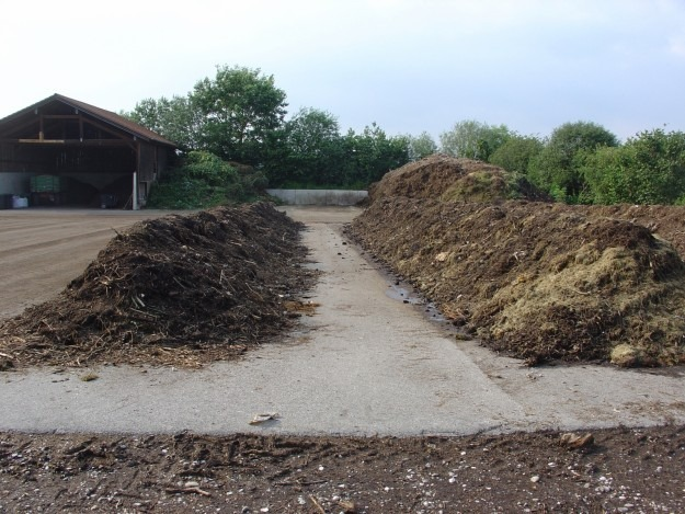 COMPOSTING WITH THE APPLICATION OF UNIKER